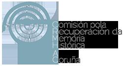 Comisión pola recuperación da Memoria Histórica de A Coruña Logo