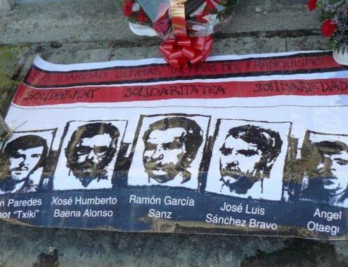Baena e Sánchez-Bravo, os últimos galegos asasinados por Franco, seguen agardando reparación e xustiza